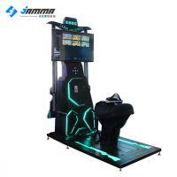 佳玛VR赛马骑马机商场vr体验馆虚拟现实电玩设备体感游戏机厂家