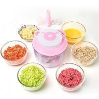 多功能切菜器手动家用碎菜器绞肉机搅蒜泥厨房神器迷你料理器