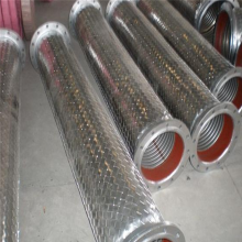 河北佰源 食品级不锈钢波纹管 食品级不锈钢金属软管