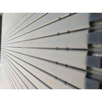 供应铝挡板防护罩 风琴防护罩 卷帘式护罩 钢罩 铝挡板