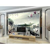 3D墙纸壁画电视背景墙 客厅沙发背景墙壁画无纺布墙纸大型壁画