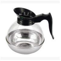 厂家直销酒店厨房用品不锈钢钢底咖啡壶 厨房餐厅酒店用茶壶