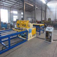 安平恒泰厂家定制护栏网排焊机 步进电机落丝 盘丝送丝 网片焊接设备