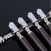 厂家批发滚轮玻璃刀 金属笔杆金刚石玻璃刀 玻璃切割工具