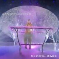 深圳厂家热销亚克力圣诞半圆球 启动仪式道具球 特大直径表演球
