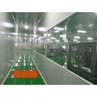 武汉GMP净化车间设计施工报价格/湖北二三类医疗器械十万级车间净化设计公司