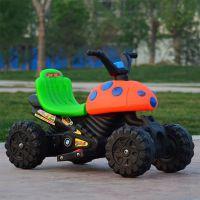 电动车儿童三轮车1-3岁童车男女宝宝玩具车幼儿幼童脚踏车自行车