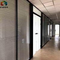 青岛欧诺85系列办公玻璃隔断系统,玻璃隔断产品五大优势