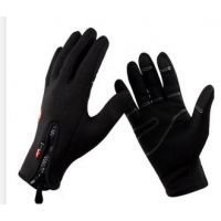 户外运动手套 防风手套 保暖手套 骑行抓绒手套 淘宝速卖通热销款