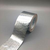 南京天圣夹筋铝箔胶带加厚抗老化阻燃厂家销售