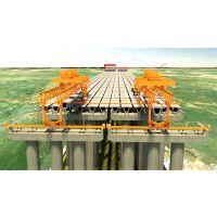 上海工程投标动画制作 建筑施工流程动画展示