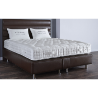 VISPRING家具进口卧室双人床欧式简约风格
