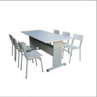 供西宁绘图桌凳和青海阅览桌椅详情