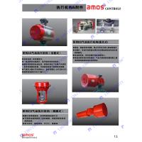 美国阿莫斯AMOS CS系列薄膜式气动执行机构 原装进口