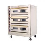 恒联三层六盘烤箱GL-6A 不锈钢三层六盘电烤炉 商用烤箱大容量