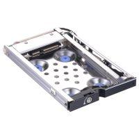 超优惠 2.5寸单盘位内置SATA硬盘托架带防震功能 抗损耐用