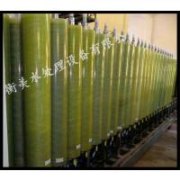 厂家直销 DTRO膜柱 70KG压力 用于垃圾渗滤液 垃圾填埋场