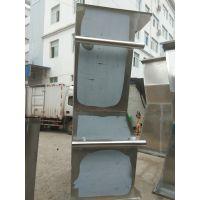 不锈钢巴歇尔污水计量槽(配套测量井观测)