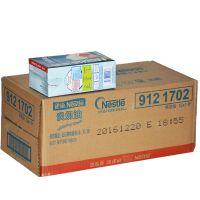 雀巢淡奶油 动物性稀奶油 蛋糕裱花蛋挞液冰淇淋烘焙原料 1L*12盒