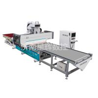 E4-1224D数控开料机 板式家具生产线 一站式服务