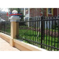 山西临汾院墙围栏围墙护栏锌钢护栏怎么卖