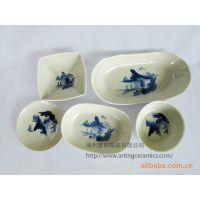 【各种规格有售】专业生产供应日本瓷 加工定制日韩餐具 碟 碗 盘