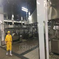 商用炒菜机-全新中央厨房生产线
