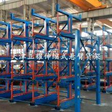 安徽钢板货架 板材存取方便 板材平放架 抽屉式货架