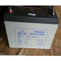 理士(LEOCH) DJM12100 不间断电源电池 12V100AH EPS铅酸蓄电池