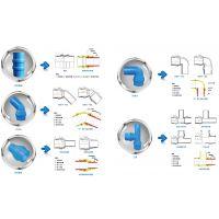 胶圈电熔双密封聚乙烯管件,(RESF)