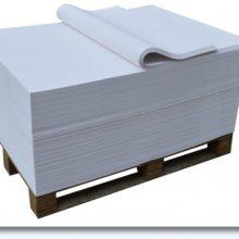 厂家直销白色衬纸无硫纸正度单光白牛皮纸26克28克30克32克35克双面哑光白牛皮纸不锈钢衬纸