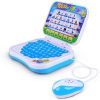 儿童早教益智故事学习机 幼儿智能中英文点读机 鼠标电脑玩具批发