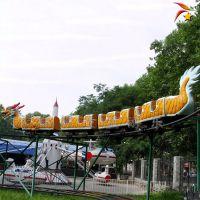 公园户外轨道滑行龙游乐设备 公园游乐场设备厂家