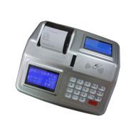学校食堂消费机ic卡刷卡机餐厅餐饮收费机饭堂售饭机挂式防水防油
