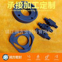 氟塑料PTFE特殊型号密封圈(填充改性碳纤维)塑料王密封轴承圈套