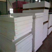 盛亮厂家定制加工PP聚丙烯防腐塑料板 白色灰色PP板