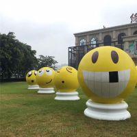 儿童乐园玻璃钢卡通动漫雕塑,表情包卡通雕塑造型