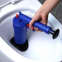 管道疏通器堵塞一投通气压式马桶厕所神器强力下水道一炮通高压气