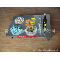 不锈钢炕桌,家具,餐桌,方桌,可用于农村的炕桌