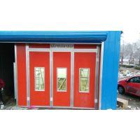 安阳中明环保高温烤漆房/家具烤漆房保证质量