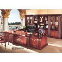 实木老板办公桌办公台老板桌办公家具