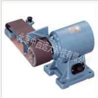 中西砂布环带研磨机 型号:GW-20库号:M367200