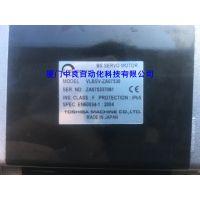 如规格书日本TOSHIBA东芝伺服电机VLBSV-ZA07530-B