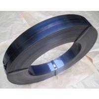 厂家直销钢带 优质镀锌铁皮打包带 苏州烤蓝打包带