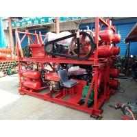 华兴4.0型柴油机带空压洗井机 洗井机厂家 河南洗井机厂家