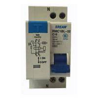 上海人民RMC1BL-32 C16A /1N剩余电流动作断路器 漏电保护器 小型空开
