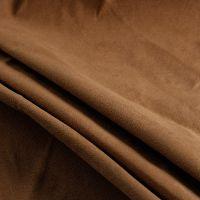 【厂家直供】纬向麂皮绒 复合黑 白针织 家纺 沙发 抱枕 软装面料