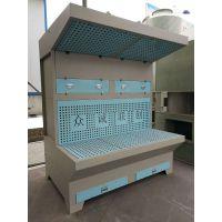 干式打磨除尘柜 除尘打磨吸尘回收柜 立式除尘柜