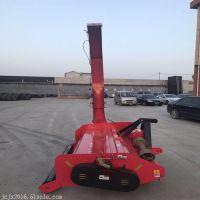 ZN-1300一体化秸秆收集机_牧草秸秆收集机市场价格