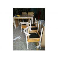 东莞快餐桌椅定制生产销售一体化厂家质量好价格!